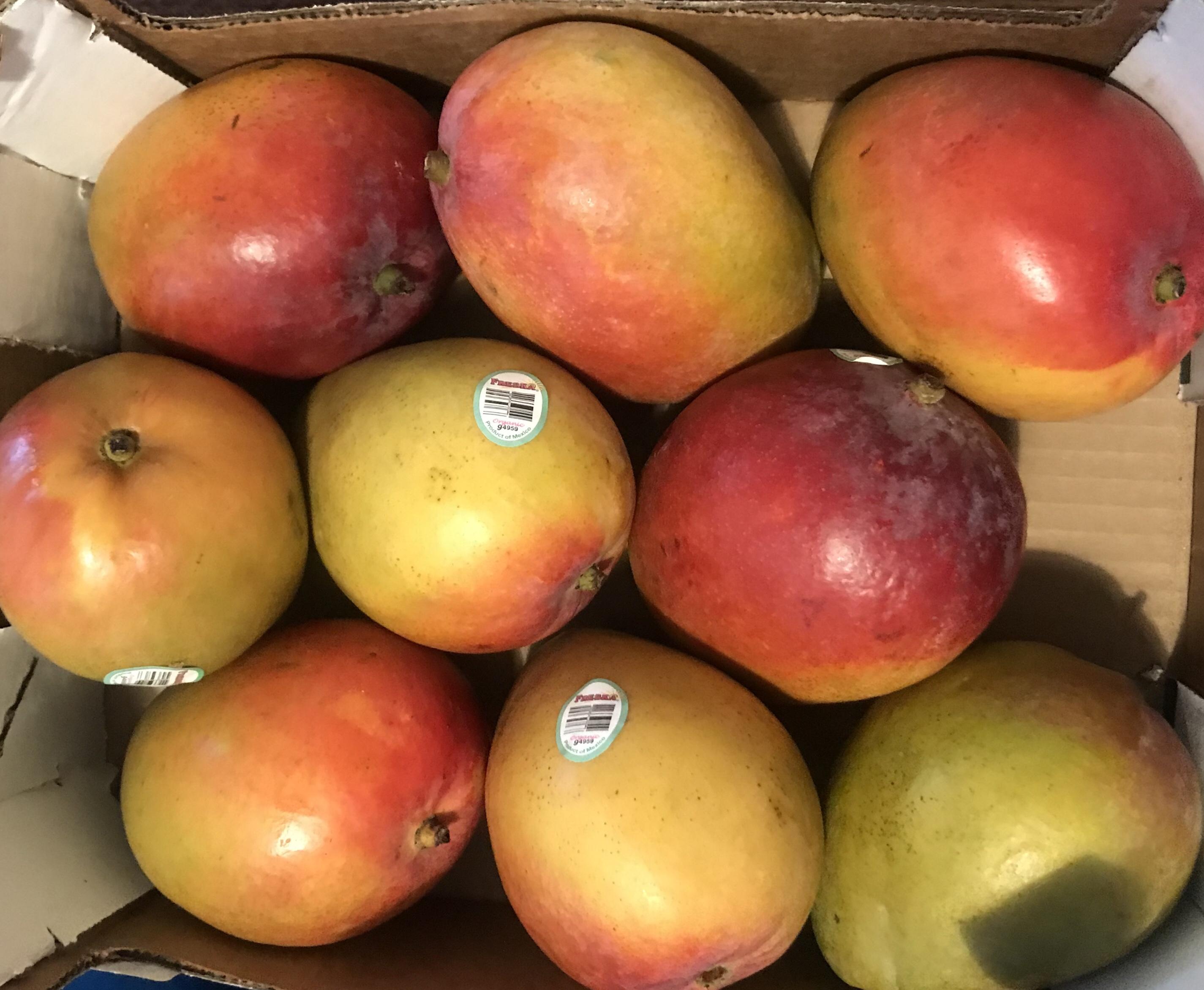 コストコのマンゴー
